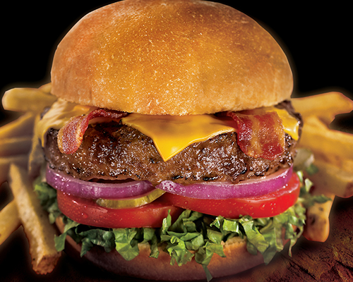 Bacon Cheeseburger - Fridays