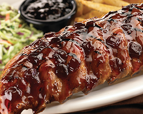 Signature Glazed Ribs - Fridays
