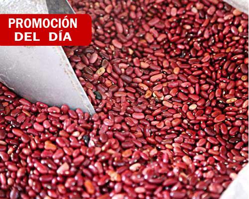 Frijol en Grano Rojo, Quintal