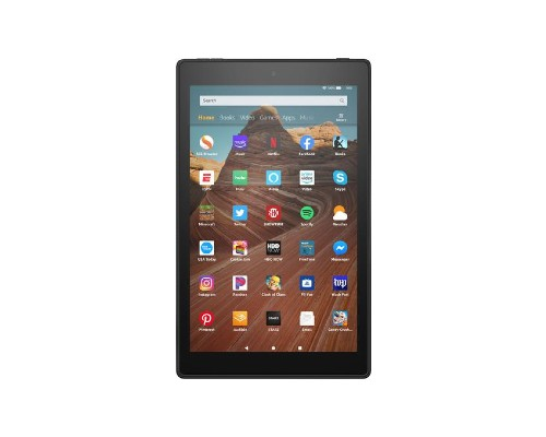 Kindle Fire Hd 10 con Alexa 32Gb  10.1