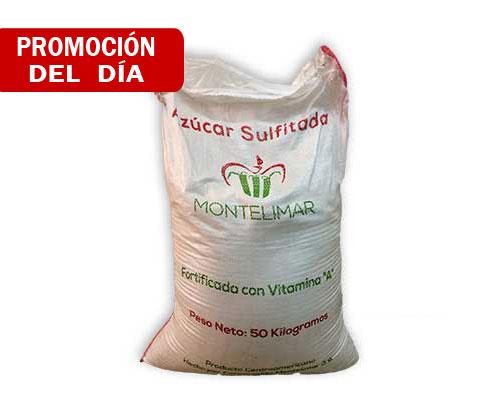 Azucar Sulfitada Montelimar, Quintal