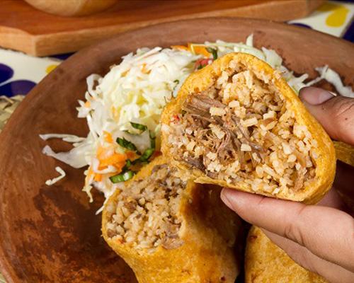 Combo de Enchiladas - Asados Doña Tania
