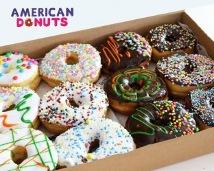Ring donuts - American donuts producto