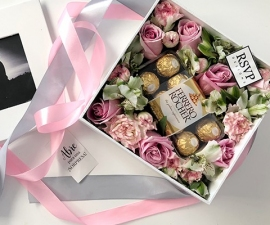 Praga Sweet Box - RSVP Designs