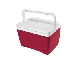 Hielera Igloo breeze rojo