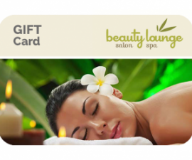 Certificado de Regalo Beauty Lounge Spa